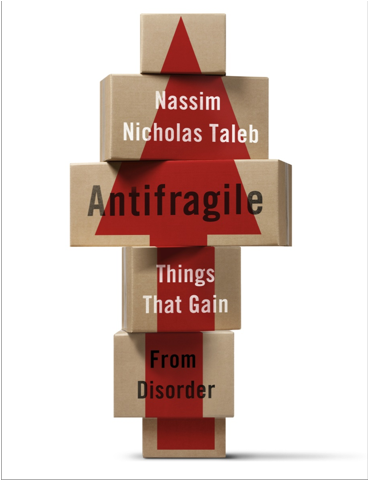 How To Get Into Manufacturing - Antifragile Book Cover