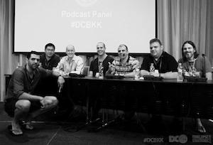 DCBKK 2013 Podcasting Panel
