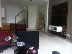 Living In Ho Chi Minh City - Living Room