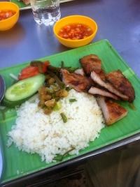Living In Ho Chi Minh City - Com Tam Broken Rice & Pork