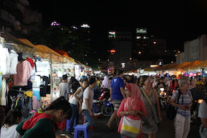 Living In Ho Chi Minh City - Ben Thanh Market