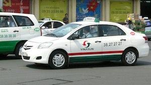 Living In Ho Chi Minh City - Vinasun Taxis